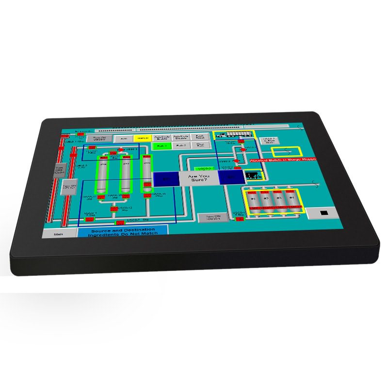 """18.5"""" Industrial Open-Frame Compacitive Touch Monitor--HOP185"""