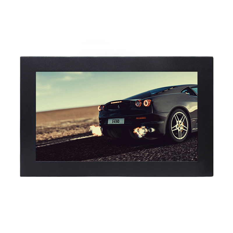 12.1 inch TFT-LCD Riesistive Touch Screen Monitor