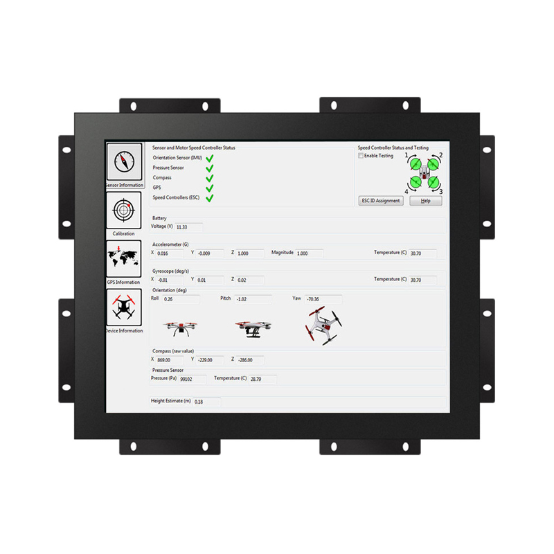 17 Inch Waterproof Touch Screen Monitor