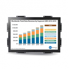 "21.5""TFT-LCD Wide Touch Screen Monitor"