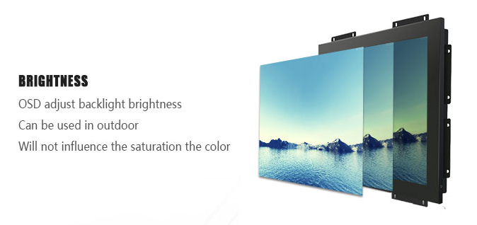 High Bright LCD Display--Create a new era of outdoor display