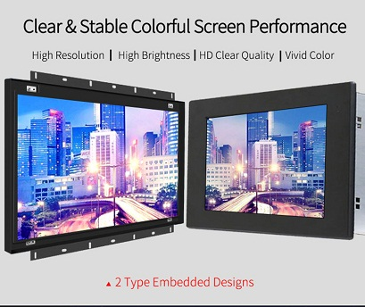Why open frame monitor will be popular in the whole market ?