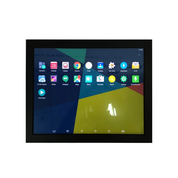 15inch industrial Open-Frame IR touch monitor for ATM