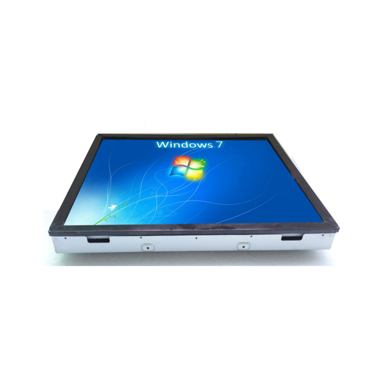 17inch Industrial Open-Frame 2 Point Infrared Touch Monitor