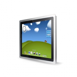 19inch industrial Open-Frame IR touch monitor
