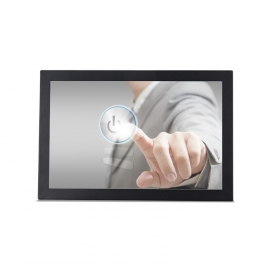 27inch industrial Open-Frame IR touch monitor for ATM