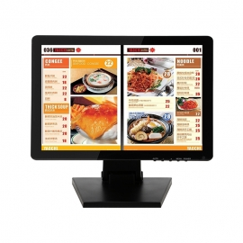 19 Inch Wide Screen Resistive Touch Screen Monitor