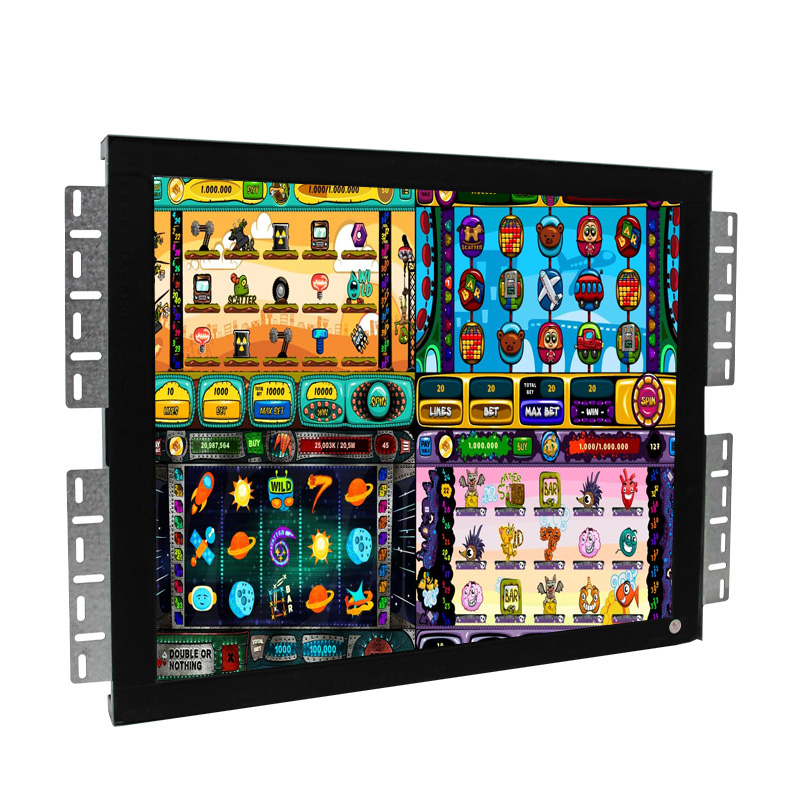 21.5inch pog pot touch screen monitor