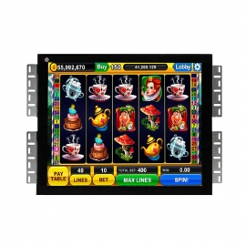 21.5inch industrial Open-Frame IR touch monitor for gaming