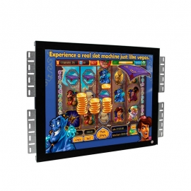 23.6inch industrial Open-Frame IR touch monitor for gaming