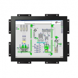 17 inch Embedded open-frame monitor