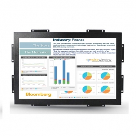 21.5 inch customized industrial open frame monitor