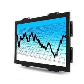 22 inch open frame monitor with fast response