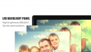 TFT display is a solution that can be read in the sun