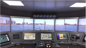 Hopestar capacitive touch monitor- Applied for Ship Center Console