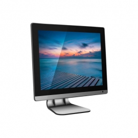 19 inch flat screen capacitive touch monitor