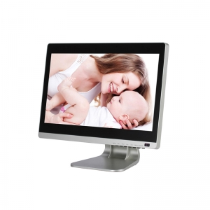 21.5 inch flat screen capacitive touch monitor