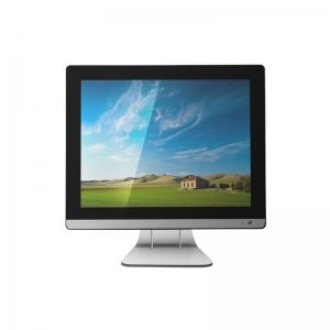 17 inch flat screen capacitive touch monitor