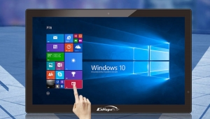 How to choose resistive Touchscreen Monitor and capacitive touchscreen monitor